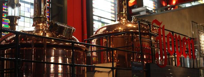 Bierproeverij Haarlem